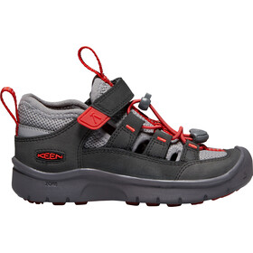 Keen Hikeport Vent Chaussures Enfant, raven/firey red